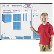 Learning Resources® Gigantic Magnetic Base Ten Set