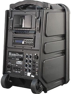 Hamilton Buhl Wireless PA System, Rechargeable