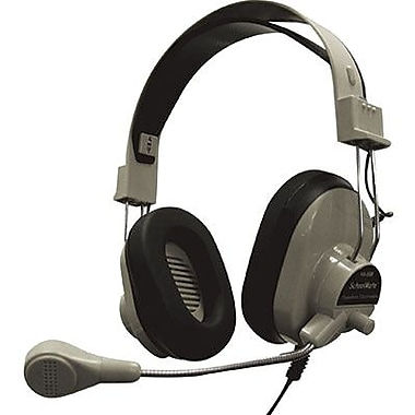 Hamilton Buhl Deluxe Multimedia Headset With Microphone