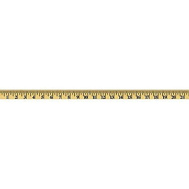 McDonald Publishing Giant Ruler Chalkboard Topper (MC-A1341)