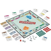 Hasbro The Monopoly Game
