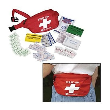 Acme® First Aid Fanny Pack, Contains 49 Pieces