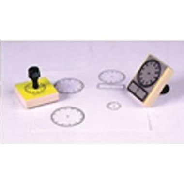 Center Enterprises® Stamp, Digital Clock