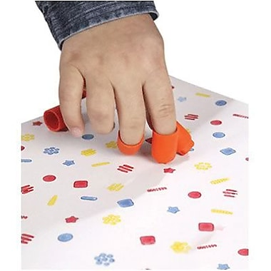 Center Enterprises® Stampers With Pad, Finger Paint