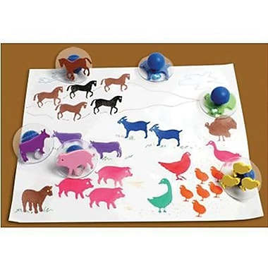 Center Enterprises® Ready2Learn™ Giant Stamper, Farm Animals