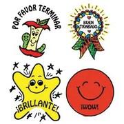 Center Enterprises® Jumbo Stamper Kit, Rewards Spanish
