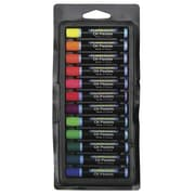 Chenille Craft® Fluorescent Oil Pastel, Assorted