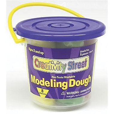 Chenille Craft® Modeling Dough, 8 Colours