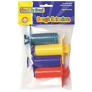 Chenille Craft® Dough Extruder, 4/Pack