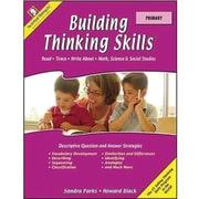Critical Thinking Press Primary Building Thinking Skills Book, Grades Kindergarten - 1st