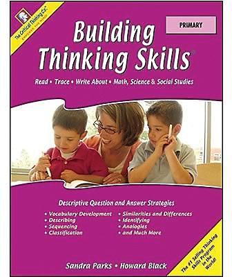 Building Thinking Skills®, Primary, Grades K-1