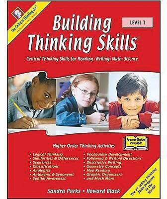 Building Thinking Skills®, Level 1, Grades 2-3