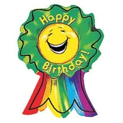 Creative Teaching Press Smiling Ribbon Rewards, Happy Birthday!, 144/Pack (CTP1085)