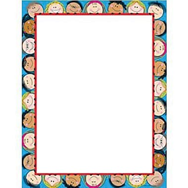 Creative Teaching Press Smiling Stick Kids Computer Paper 11