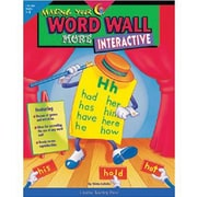 Creative Teaching Press Making Your Word Wall More Interactive Book, Grades 1st -3rd