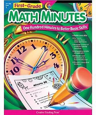 First-Grade Math Minutes Resource Book
