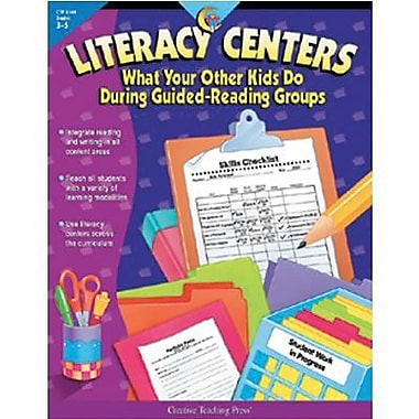 Creative Teaching Press™ Literacy Centers Book