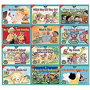Creative Teaching Press Sight Word Readers Variety Pack, Grades 1st - 2nd