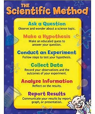 The Scientific Method, Small Chart