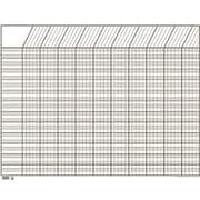 Creative Teaching Press™ Large Horizontal Incentive Chart, White (CTP5081)