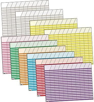 Creative Teaching Press™ Large Horizontal Incentive Chart (CTP5183)