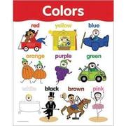 Creative Teaching Press™ Colors Basic Skills Chart