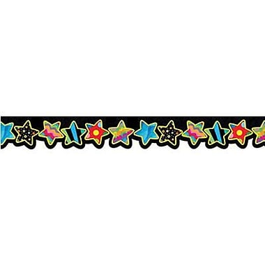 Creative Teaching Press™ preschool - 12th Grades Bulletin Board Border, Poppin Patterns® Stars