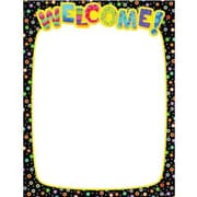 Welcome Classroom Essentials Chart