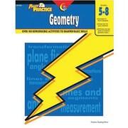 Creative Teaching Press Geometry Power Practice Book, Grades 5th -8th