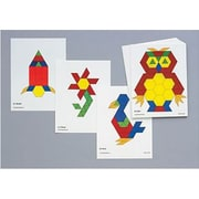 Learning Advantage Pattern Block Activity Cards (CTU8837)