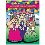 Do-A-Dot Art Picture Me A Princess Activity Book
