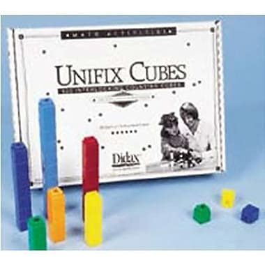 Didax® Unifix Cube, Grades Kindergarten -6th, 500/Set