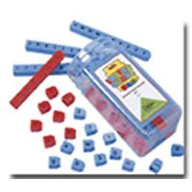 Didax Unifix Letter Cubes, Cvc Consonant/Vowel Cubes, Kindergarten - 3, 90/Pack (DD-2810)