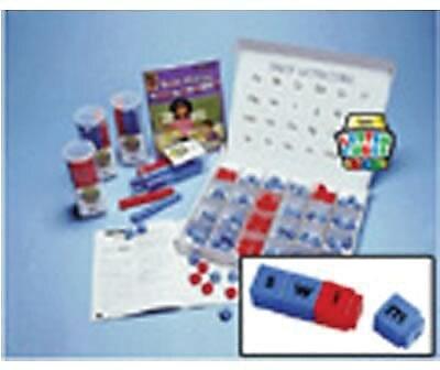 Didax Unifix Letter Cubes, CVC Group Word