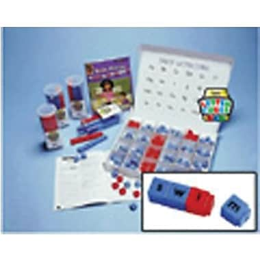 Didax® Unifix® Letter Cubes, CVC Group Word Building Set, Grades Kindergarten -3rd