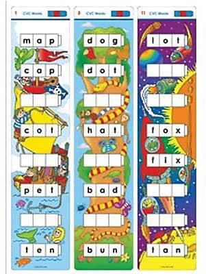Unifix Word Ladders: CVC Words