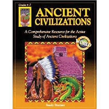 Didax® Ancient Civilizations History Book, Grades 4th - 7th