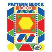 Didax® Pattern Block Book, Grades Kindergarten -3rd