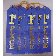 Diploma Mill 1st Place Ribbon, 36/Pack (DM-AR01)
