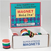 Dowling Magnets® Display Box of Button Magnets, 1 1/8""