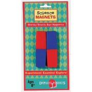 Dowling Magnets - Barre aimantée nord/sud, 3 po, 6/paquet (DO-712)