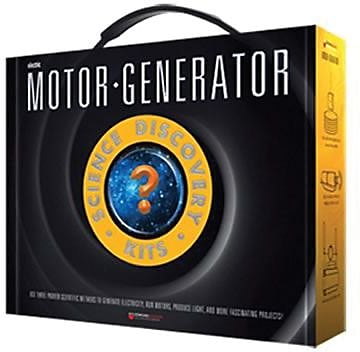Electric Motor/Generator Kit