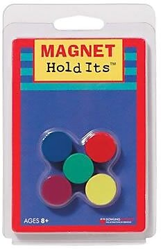Dowling Magnets® Ceramic Disc Magnet, 3/4
