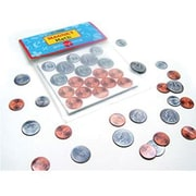 Dowling Magnets Coins Magnet, 72/Pack (DO-MA10)