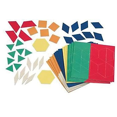 Dowling Magnets Pattern Blocks Magnet (DO-MA17)