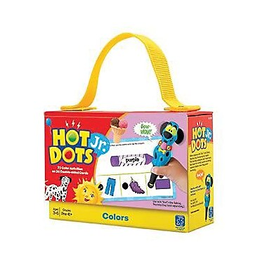 Educational Insights® Hot Dots® Jr. Card Set, Colors