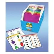 Hot Dots® Standards-Based Math Review Cards, Grades 2