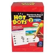 Educational Insights® Hot Dots® Standards-Based Language Arts Card, Grades 2nd