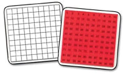 Educational Insights® Magnetic 100 Board & Tiles