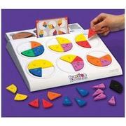 Fraction Pie Puzzles
